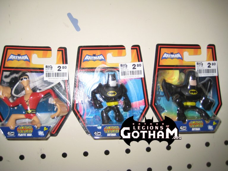 Legions of Gotham Toys Follow Legions of Gotham on
