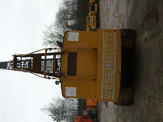 DRAGLINA Weserhütte W 80 vanzari dragline second hand de vanzare utilaje balastiera
