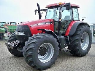 Tractor CASE MXM 190 second hand de vanzare tractoare 2005 190CP 32