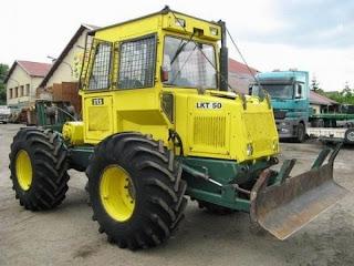 Utilaj Forestier LKT 50 TURBO 1 725422 Utilaj Forestier Tractoare Forestiere cu lama si troliu pentru busteni second hand import LKT 50 2002 34.000