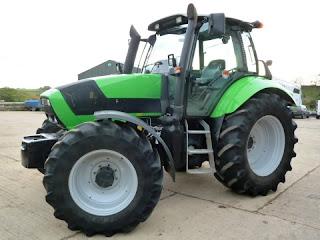 Deutz%2BAgratron%2B620%2B3 791042 Tractoare Deutz Fahr Agratron M620 de vanzare Tractor 160CP din 2009 1390ore 49.000 Euro