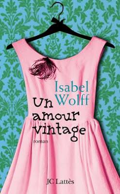 Un amour vintage, d'Isabelle Wolf Amourvintage