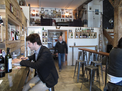 Guillaume in Terroir - is he posting something to his new blog?
