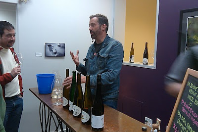 Barnaby Tuttle of the Teutonic Wine Company