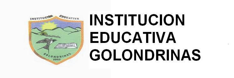 INSTITUCION EDUCATIVA GOLONDRINAS