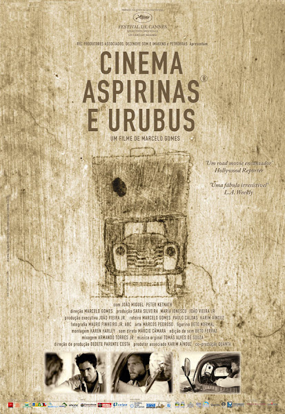 Baixar Filmes Download   Cinema, Aspirinas e Urubus (Nacional) Grátis