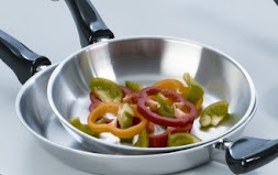 Saladmaster - 316 Stainless Steel with Titanium