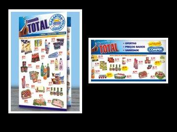Supermercado Comper - Marília