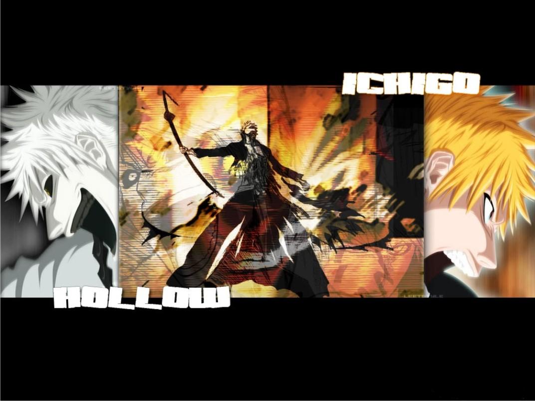 Anime World Hollow Ichigo