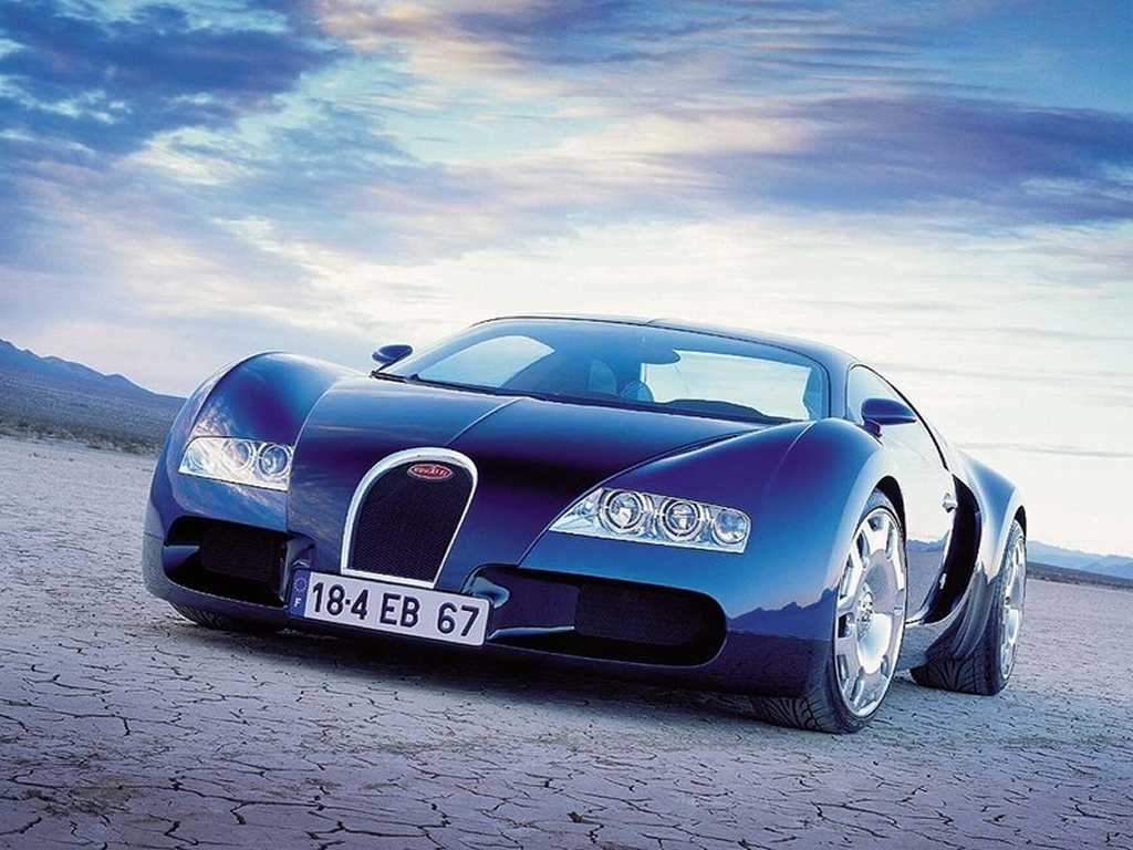 Bugatti Veyron Blue | Popular