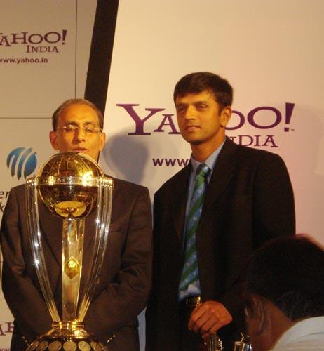 ICC Cricket World Cup 2011. WC fixtures released