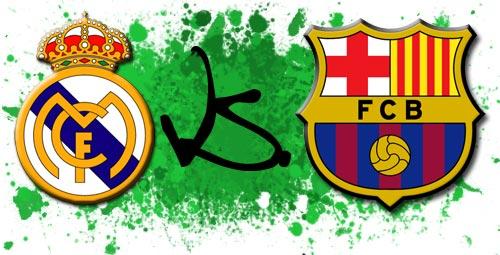 Barcelona vs Real Madrid El Classico