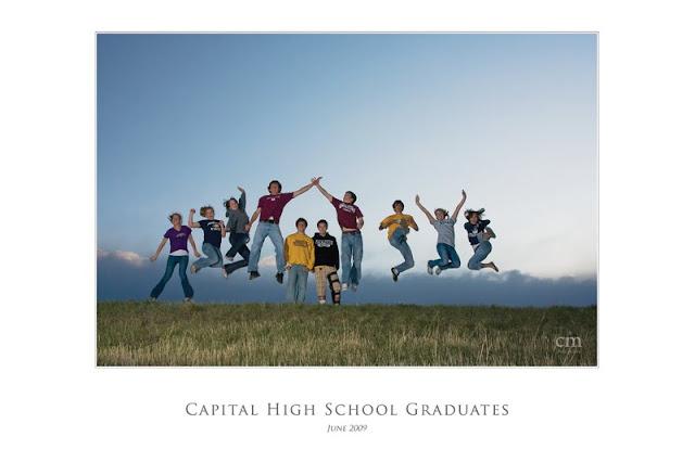 graduates - chris martin photography