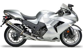 The Real motorcycle reviews  2010 Kawasaki ZX