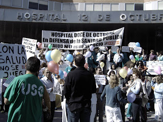 Concentracin Hospital 12 de Octubre