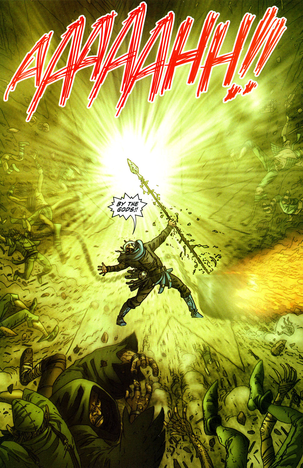 Read online Thor: Blood Oath comic -  Issue #4 - 15