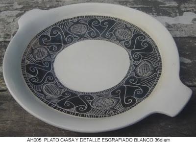 Utilitarios ceramica artesanal