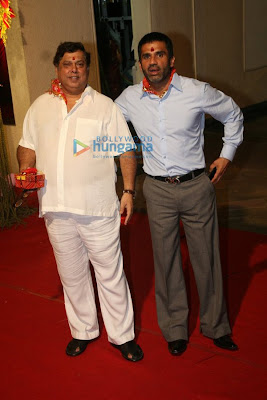 David Dhawan, Sunil Shetty