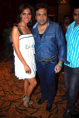 Lara Dutta, Govinda