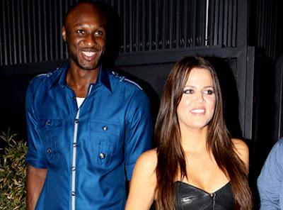 Khloe Kardashian |  Lamar Odom | Khloe Kardashian Wedding | Lamar Odom and Khloe | Abc Music Lounge
