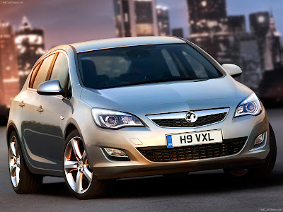 Vauxhall Astra car photo