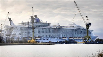 Largest Cruise Ship picture