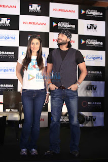 Saif and Kareena  photo