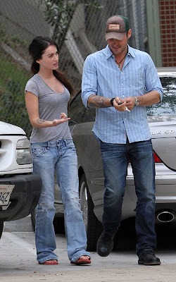 Megan Fox and Brian Austin Green photos