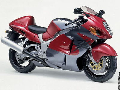 Suzuki Hayabusa photo