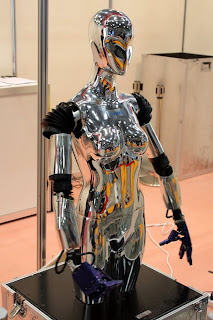 Robot Exhibition photo