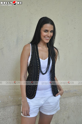 Neha Dhupia is gone to AXN action aword