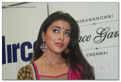 this is Shriya Saran