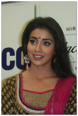 Shriya Saran In Salwar Kameez in recent function