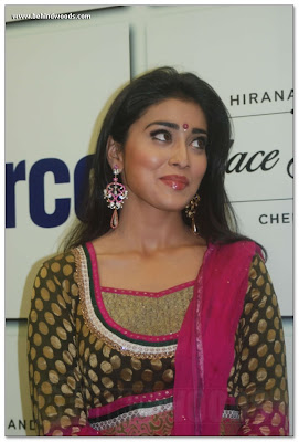 Shriya Saran  is In Salwar Kameez