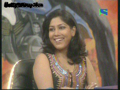 Sakshi  is tv star