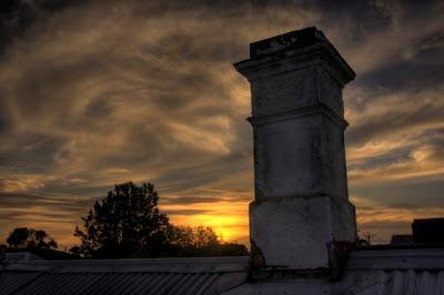 nice sunset photoshoot