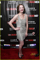 Jon Hamm attends the Mad Men screening with Jennifer Westfeldt