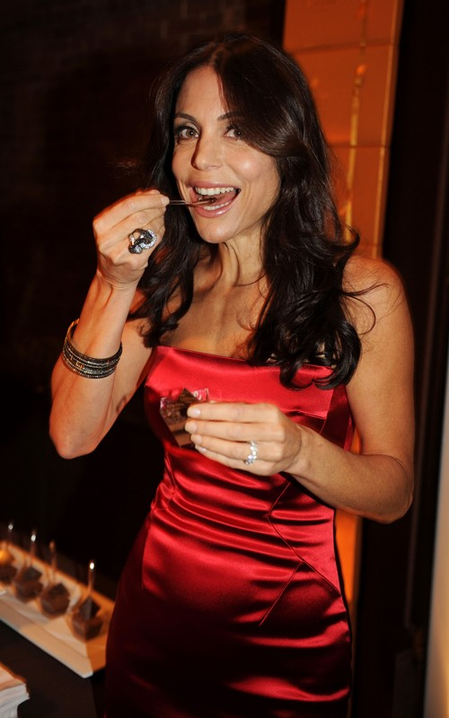 Bethenny Frankel at the NYC Food & Wine Festival