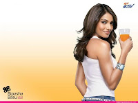 Bipasha Basu is looking hot in Real Active Ad