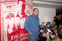 Khelein Hum Jee Jaan Sey Promo Launch