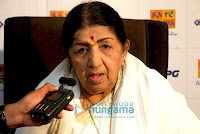 Lata Mangeshkar Graces Saregama Album Launch