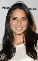 Olivia Munn at the Short Cuts Film Festival