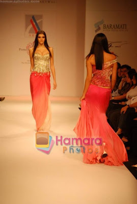 Pune Fashion Week, beautiful photos