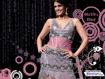 Mandira Bedi Hot Pics