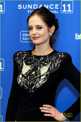 Eva Green & Dominic Cooper on 'Perfect Sense' at Sundance