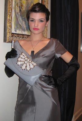 allegra,portland,oregon,model,bubble,boutique,fashion,show