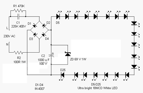 simple circuit diagram with light bulb simple wiring diagram Led Lamp Wiring Diagram simple led circuit together with closed circuit diagram in addition generadorsimple likewise night light l with led lamp wiring diagram
