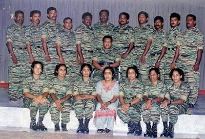 Tamil Tigers&nbspTerm Paper