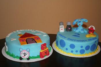 Cake for Blue