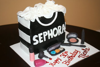 Sephora Birthday Cake